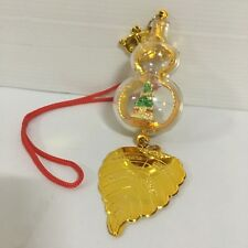 Thai Amulet Blessed Emerald Buddha Gourd Car Hanging Pendant Prevent Accident