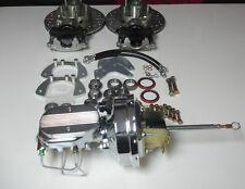 1961 1962 1963 1964 ford  thunderbird front disc brake conversion power chrome