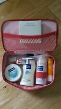 LADIES BAG+NIVEA TOILETRIES & FRAGRANCES BIRTHDAY/HOLIDAY/MOTHERS DAY 9 ITEMS