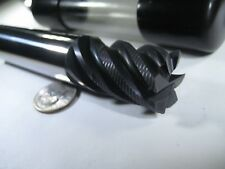 "USA CARBIDE 3/4"" ROUGHING END MILL 6 FLUTE MILLING ROUGHER LATHE HOGGER TOOL BIT"