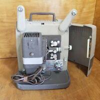 Vintage Keystone K100 8mm Film Projector Parts/Repair
