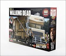 THE WALKING DEAD ~ Dale's RV 468-Piece Construction Set (McFarlane) #NEW