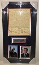 PSA/DNA President BARACK OBAMA Signed Autographed Declaration Of Independence