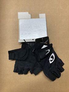 New Giro Bravo Gel Gloves Adult Cycling Gloves Small Black