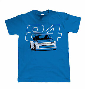 Massive Stock Clearance - Metro 6R4 84 Rally Car T Shirt Gift For Him