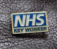 NHS key worker brand new enamel pin badge 2021 HEROES