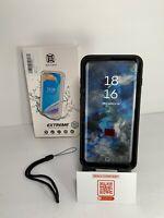 Shellbox Samsung Galaxy S10 Plus IP68 Waterproof Clear Dustproof Case