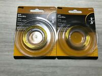 2 PK Soft Brass Wire 28 Gauge, 75 Feet