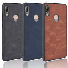 For Lenovo K5Pro S5Pro Nubcuk Leather Fabric Coated TPU Soft case Back cover