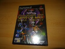 Gauntlet Dark Legacy - Neuf, scellé ps2 version PAL