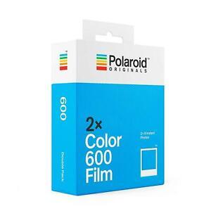 Polaroid Originals 600 Color Instant Film - TWIN PACK