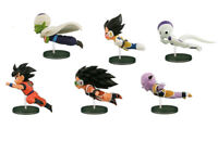 6pcs/set Dragon Ball 30th Fly Run Sun Goku PVC Figure Toy Gift