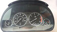BMW E53 X5 Miles Instrument Diesel Speedometer Cluster 62.11-6942217