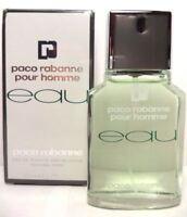 50ml EAU de PACO RABANNE EDT Pour Homme 1.6 oz RARE Neuf sous blister