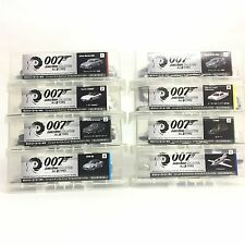 007 James Bond Collection Diecast Mini Car 8pcs Set Suntory Japan