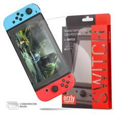 Nintendo Switch Screen Protector Tempered Glass - Twin Pack by Orzly