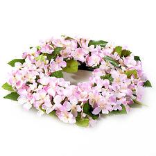 """Türkranz ---Tischdeko - """"Hortensie rosa""""- Dekoration"""