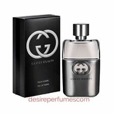 GUCCI GUILTY 50ML EDT MEN NEW SEALED BOX.