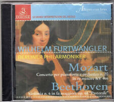 Wilhelm Furtwängler & Berliner Philharmoniker – Mozart + Beethoven - NEW/SEALED