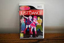Jeu JUST DANCE sur Nintendo Wii NEUF sous blister VF