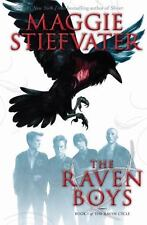 THE RAVEN BOYS [9780545424936] - MAGGIE STIEFVATER (PAPERBACK) NEW