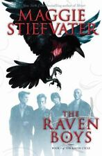The Raven Cycle: The Raven Boys 1 by Maggie Stiefvater (2013, Paperback)