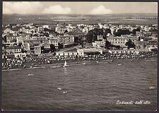 AA4062 Roma - Provincia - Ladispoli - Panorama dall'alto - Cartolina postale