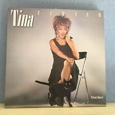 TINA TURNER Private Dancer 1984 VINYL LP + INNER EXCELLENT CONDITION A