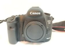 Canon EOS 5D Mark III 22.3MP Body, choice of bags, box, batteries, & charger.