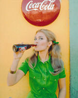 ALEXANDRA BASTEDO UNSIGNED PHOTO - 2397 - BEAUTIFUL!!!!