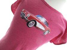 bengh per principesse  - T-Shirt mit Auto pink  Gr 122/128  neu! reduziert!