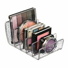 Cosmetic Organizer Palette Storage Vanity Makeup Cabinet Stand Case Holder Clear
