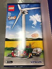 "LEGO Town 4999 Wind Turbine - Vestas Promotional  ""Brand New"""