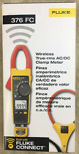 Fluke 376 FC True-rms AC/DC Clamp Meter with iFlex   ** New in Box ** - MSRP 475