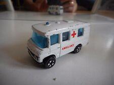 Playart Mercedes Van Ambulance in WHite