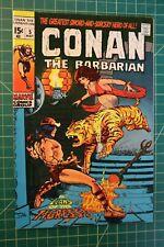 CONAN THE BARBARIAN #5 1971 HIGH GRADE/VFNM BWS ARTWORK  9.4 CGC COMPARISON ONLY