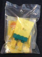 NEW ~ Spongebob Squarepants 2009 Burger King Toy Chum Light Green Pants