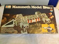 1976 Whiting Crafts Mammoth Model Space 1999 Eagle I Transporter Model Kit