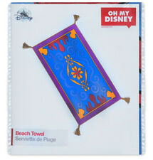 *New Oh My Disney Aladdin Magic Carpet 40� x 70� Beach Towel