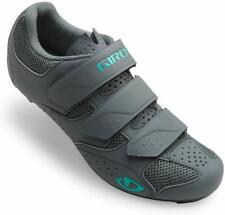 2019 Giro Techne Cycling Shoes - Women's Titanium/Glacier - 40 EU 8.5 US