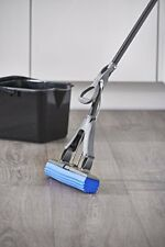 Addis Super Dry Plus PVA Sponge Mop Replacement Head, Blue