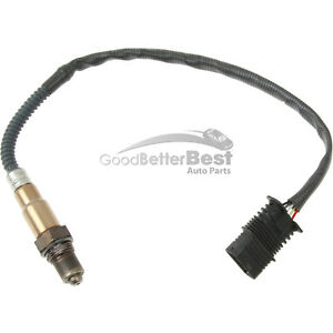 One New Bosch Oxygen Sensor Front 11787596908 for BMW