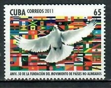 South America 2011 Flag Dove Peacce NOAL Organization Stamp