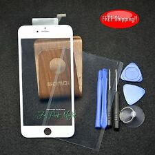 A++ Quality New Front Touch Panel Digitizer Screen For iPhone 6 Plus 5.5-White