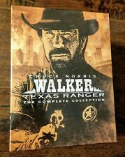 Walker, Texas Ranger Complete Series Collection (DVD, 52-Disc Set) 2020 *SEALED*