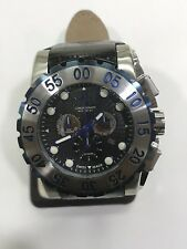 Invicta Reserve 11022 Leviathan Diver Chronograph Swiss Men's Watch 52mm