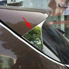 Rear Window Spoiler Wing Triangle Trim For Kia Sportage QL 2017-2019 Accessories