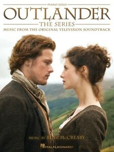 OUTLANDER The Series Piano Solo Book *NEW* Music Bear McCreary