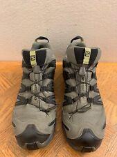 Salomon XA Pro 3D Trail Running Shoes Waterproof 3D Chassis Men's Size 11 M