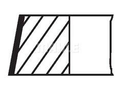 MAHLE ORIGINAL Piston Ring Kit 038 14 N0